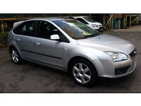 FORD FOCUS SPORT 2006 - 1.6 PETROL - SPARES OR REPAIRS- BREAKING - QUICK SALE