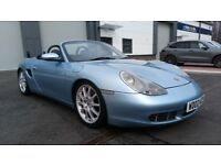 Stunning Porsche Boxster In immaculate condition Drives 100%
