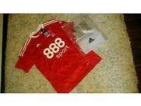 Nottingham Forest Home Shirt size Large