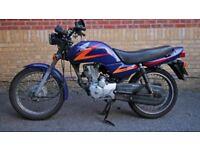 Honda cg 125 2001