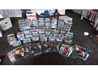 James Bond Car Collection Incomplete Set 92/134 with Magazines Near-Perfect Condition