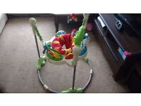 Fisher Price Jumperoo, great condition, smoke free home