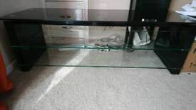 3 shelf TV unit. Excellent quality and condition . 2 person lift . Open to offers