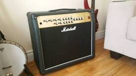 Marshall AVT100x 100W valvestate amplifier