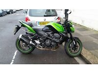 KAWASAKI Z750L 6,299 MILES ONLY - PERFECT CONDITION