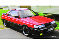 Nissan Sunny ZX / RZ1 Coupe.