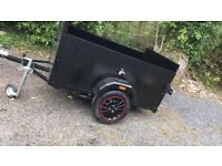 6x4 car trailer £300 needs gone