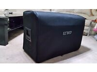EZ Bed (JML): Durable Inflatable Automatic Air Mattress on Folding Frame. Double