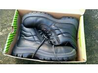 Safety shoes (composite)