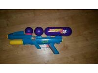 Supersoaker waterpistol