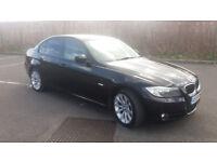 2010 BMW 318D SE BLACK,LOW MILES,6 SPEED,BIG MPG,2 OWNER,LOVELY CAR,GREAT VALUE