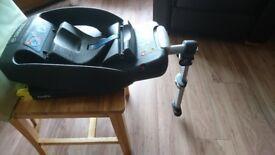 UPPA baby MAXI COSI car seat & base