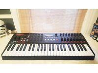 Akai MPK249 USB MIDI 49-Key Performance Keyboard Controller + Ableton Live Lite