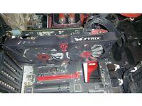 Nvidia GTX 960 Strix 4gb GDDR5 256bit
