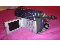 Sony HandCam Dvd-R/RW