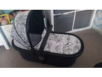 Icandy limtied edition world carry cot