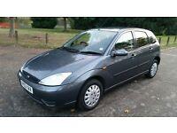 2003 Ford Focus 1.8 TDdi CL 5dr Diesel HPI Clear Long MOT @07445775115