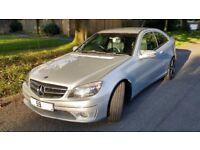 Mercedes CLC 200CDi diesel auto