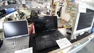 "Toshiba 15.6"" Windows 8 Laptop w/ charger AMD processor 500GB HDD"