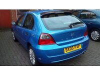 Rover 25 1.4 petrol 2005 in excellent condition