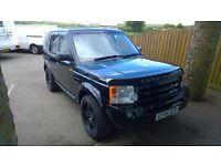 landrover discovery 3 automatic tdv6 s, 2006 reg, 2.7 turbo diesel , 159,000 miles, new mot