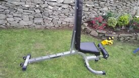Heavy Duty Multifunctional Weights bench