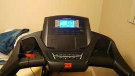 Roger Black Treadmill Practically brand new only 9 Months old and hardly used