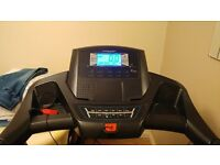 Roger Black Treadmill Practically brand new just over a year old and hardly used