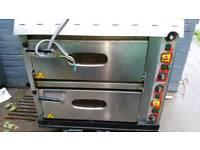 Double Pizza oven