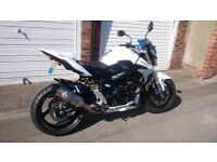SUZUKI GSR 750 L1 2013 - ! MUST SEE ALL EXTRAS LISTED ! GREAT CONDITION - ALL WAYS GARAGED - DRY M