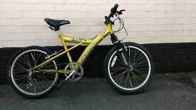 20'' Kids Apollo Mountain Bike