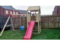 Kids Climbing Frames, Delivered and Installed