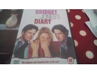 Bridget jones's diary DVD £1