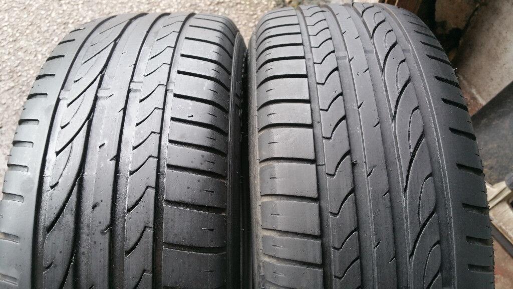 205 55 16 2 x tyres Event WL905