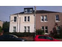 Spacious 3 bed double upper flat for rent in Kirkliston