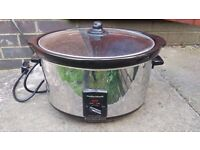 Slow Cooker (Morphy Richards)