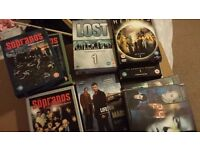 Collection of DVD box sets - £15 or nearest offer