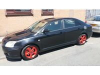 06 TOYOTA avensis ,diesel ,really good looking with good drive