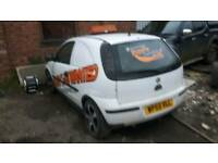 Vauxhall Corsa 1.3 Cdti SPARES OR REPAIRS/BREAKING