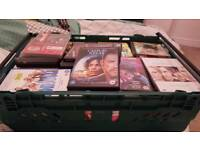 DVD Job Lot, 100 DVDs