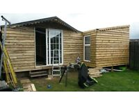 Joiner / roofing / sheds / fencing / decking / guttering
