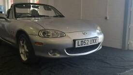 Mazda MX5 1.8 Arizona Special Edition very low mileage scarce model