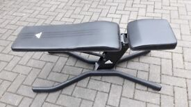 ADIDAS PERFORMANCE WORKOUT WEIGHTS BENCH