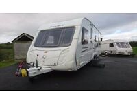 2010 Swift Challenger 625 6 Berth Touring Caravan