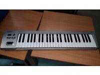 Edirol PC-50 Midi Keyboard (GREAT XMAS PRESENT AND BARGAIN)