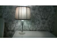 Gorgeous CRYSTAL LAMP ***Like NEW***