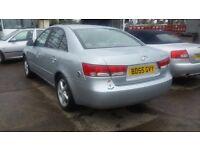 Hyundai Sonata 2.4 Petrol/LPG 2005