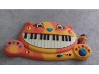 Meowsic Toy Piano