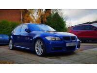 2008 (57) BMW 335D M SPORT F1 PADDLE SHIFT LEMANS (SUNROOF)