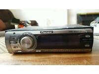 CAR STEREO PLAYER BLUETOOTH AUX USB RADIO CD CHEAP ANY CAR